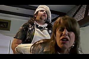 Miriam Diaz Aroca - Isi Disi - Amor a lo bestia - Sexo en la cocina por detrás