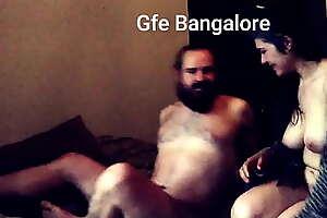 Indian Courtesan Secret Affair with Indian Swamiji Exposed bangaloregirlfriendsexperience xxx porn video