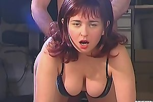 Condom Cum Swallowing and Bareback Dirty Ass-to-Mouth: Anal Assfucking Humiliation from Britney Swallows' Vintage Teen Archives (1999-2019)