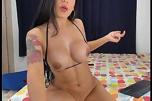 BuzzingBirdz Latina MILF Big Tits Anal Riding