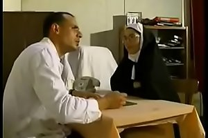 Nun Fisted and Fucked in Hospital