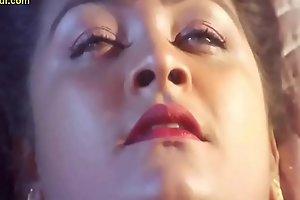 Huge boobs desi actress in bed