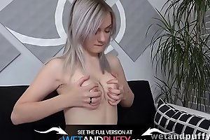 Pumped Pussy Fucked With Glass Bottle