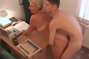 Mother fucks sons friend