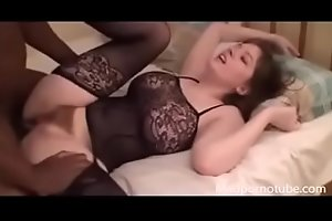 Amateur Wife Interacial Fun