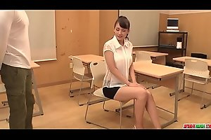 Yui Oba gets fresh cock to bang her pussy and ass  - More at Japanesemamas com