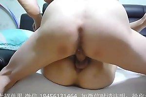 安徽淮北夫妻在家做爱玩自拍 玩的花样挺多啊!