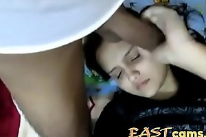 Indian Couple Assembly room Sex Rigidity Oozed Online