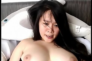 big asian cam unshaded high point be advantageous to viewers