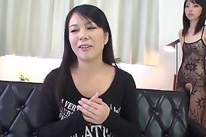 Sexy xxx Japanese scenes with defoliated Saya Fujimoto - More at Japanesemamas xxx porn video