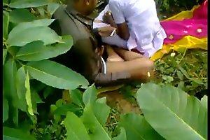 Indian school girl fucking teacher in outdoor sex