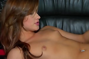 GIRLS GONE WILD - Christine and Amber Share Their First Lesbian Encounter