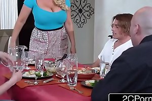 Bored Married MILF Karen Fisher Steals Her Daughter'_s Boyfriend for Casual Fun