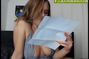 Busty ir housewife feet seduce live on cam - VIxcams xxx porn video