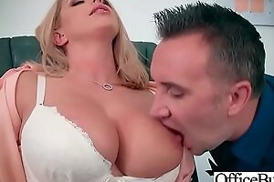 Sex In Office With Big Round Tits Girl (Brooklyn Chase) xxx fuck video 08