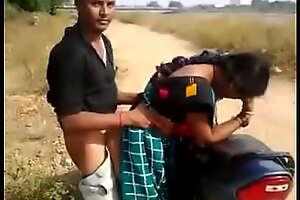 Bhabhi fucking on motorcycle