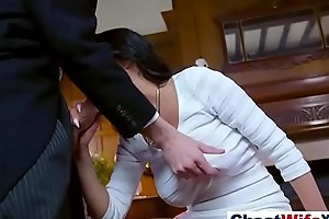 Horny Wife (patty michova) Like Cheating Sex On Camera vid-20