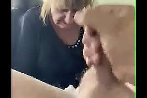 Toothless Crack Whore Blowjob And Rimjob