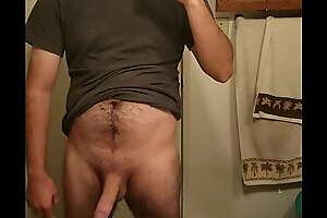 mirror flaccid to erect